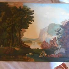 40/50s? oilpainting in arcadian style