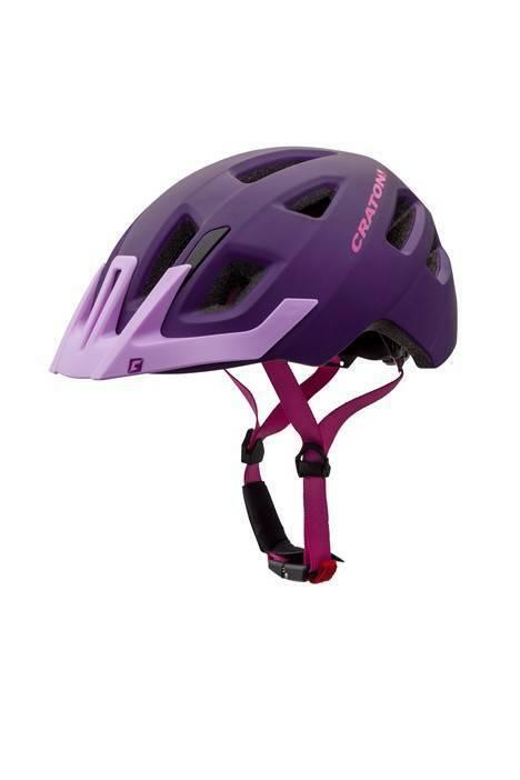 Cratoni-Maxster Pro-Colour  Purple Pink-Matt-Size  XS-S  (46 - 51 cm)  retail stores