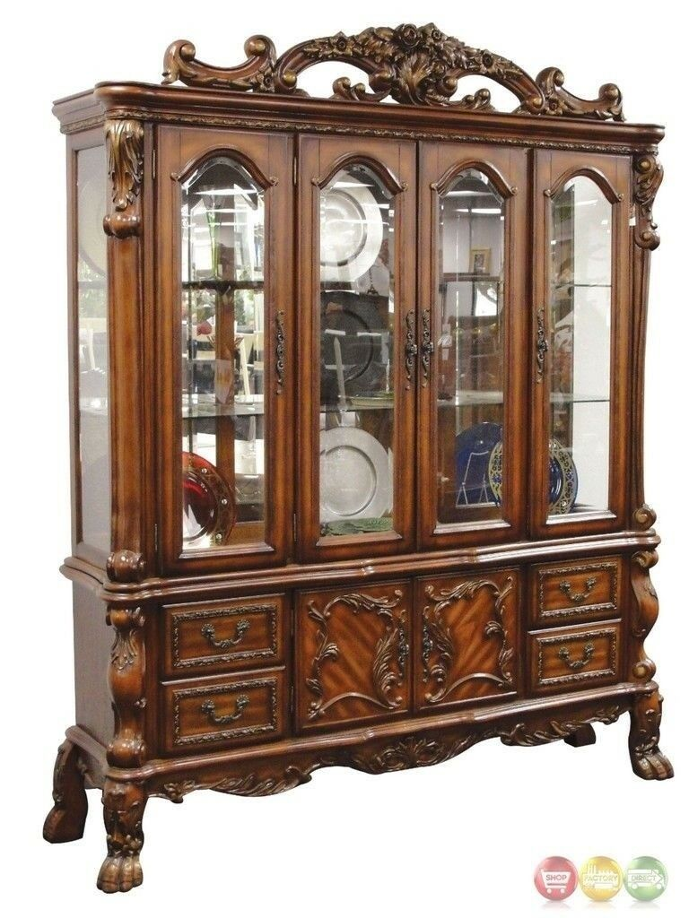 Homelegance Orleans China Cabinet In