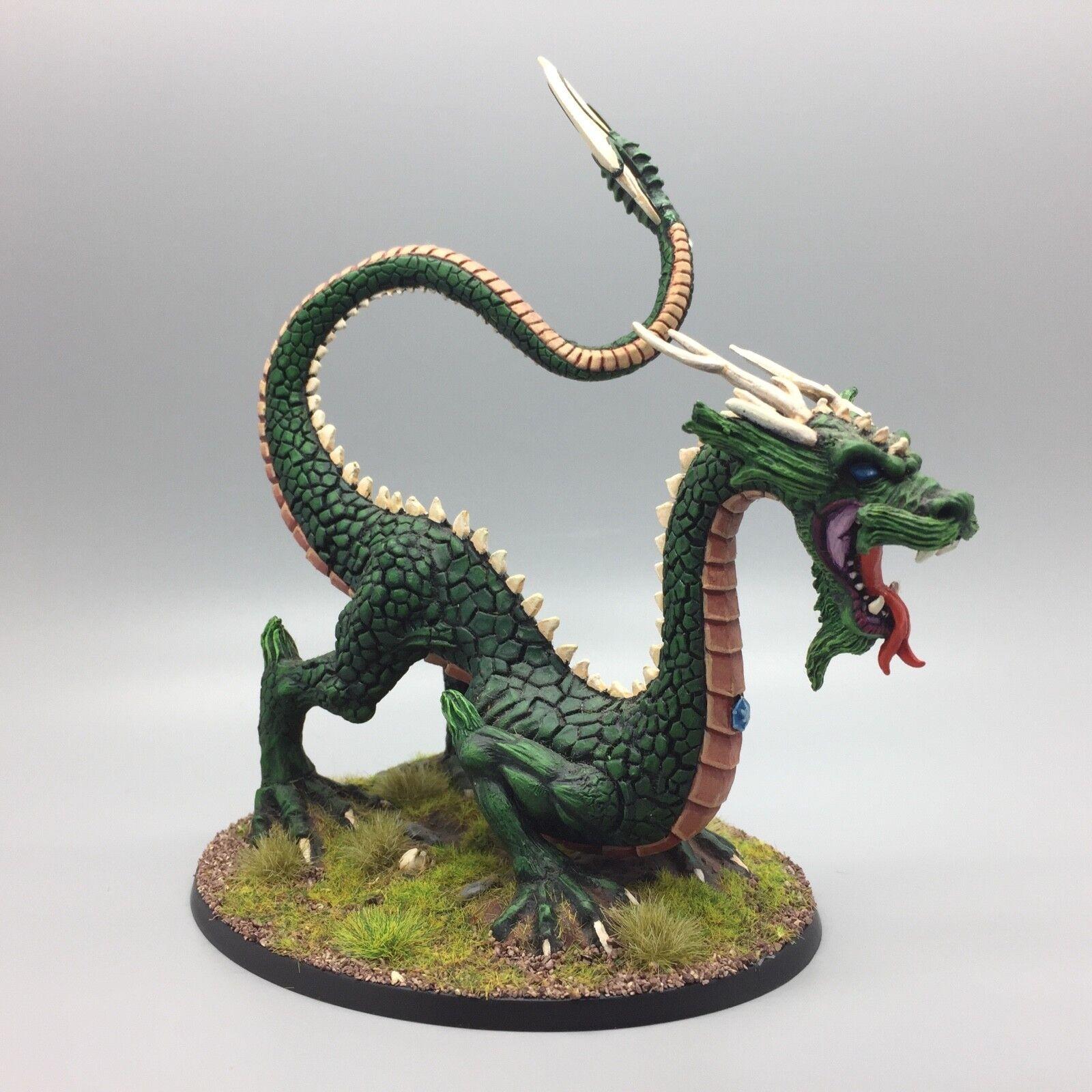 Legend of The Five sacues Clan Wars Oriental EARTH  Dragon bois onze WARHAMMER AOS  meilleure mode