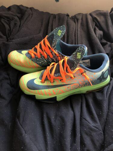 Nike KD 6 Liger Zoom Basketball Shoes