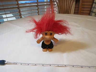 Russ Troll Trolls doll 18291 red Valentines Day hearts I love your buns boxers