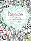 Rejoice: Colouring Therapy with Biblical Inspiration by Lion Hudson Plc (Paperback, 2016)