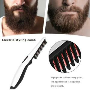Men-Quick-Hair-Styling-Comb-Electric-Heating-Hair-Straightener-Brush-Beard-Gifts