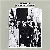 Bob Dylan John Wesley Harding CD NEW SEALED All Along The Watchtower+