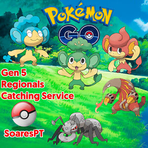 Pokemon-GO-Regionals-Catching-Gen-5-Pansage-Pansear-Panpour-Heatmor-Durant