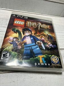 Lego Harry Potter Years 5 7 Playstation 3 Ps3 Action Adventure Video Game 883929187850 Ebay