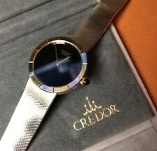 Credor By Seiko Premium JDM Model 1400-0010 Two Tone With Box Made In Japan