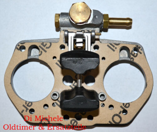New Old Stock Top Cover Carburettor Lid Complete 44 Idf 71 Weber Carburettor