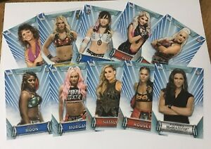 2019-WOMEN-039-S-DIVISION-WRESTLING-CARDS-BASE-SET-1-100-U-PICK-WHAT-U-NEED
