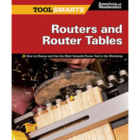 Routers And Router Tables, Book