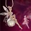 Donne-splendide-cristallo-Fata-Angel-Ali-Ciondolo-Collana-catena-lunga-maglione-Regalo miniatura 1