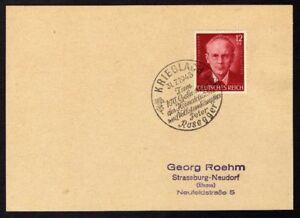 Allemagne-n-774-Yv-cachet-WW2-KRIEGLACH-timbre-allemand-Mi-n-856