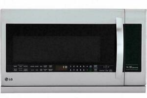 LG LMV2257ST Over-The-Range Microwave - 2.2 Cu. Ft. - Stainless Steel  400 CFM (Store Refurbished) Markham / York Region Toronto (GTA) Preview
