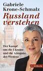 Russland verstehen von Gabriele Krone-Schmalz (2016, Taschenbuch)