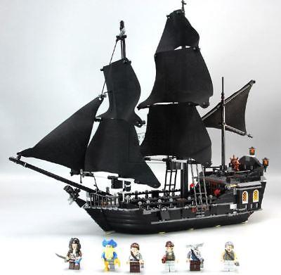 Pirate Battleship Dutch Jack Mini Building Block Nanoblock 304 a F01