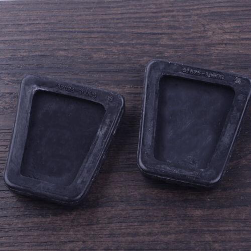 2stk Gummi Pedalauflage Kupplung Bremse Pedale Pad 32825-36000 Für Kia Sportage