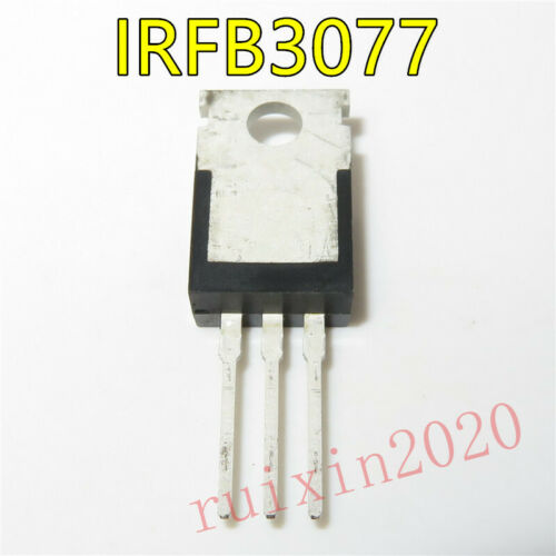1pcs IRFB3077 IRFB3077PBF Power MOSFET TO-220#R2020