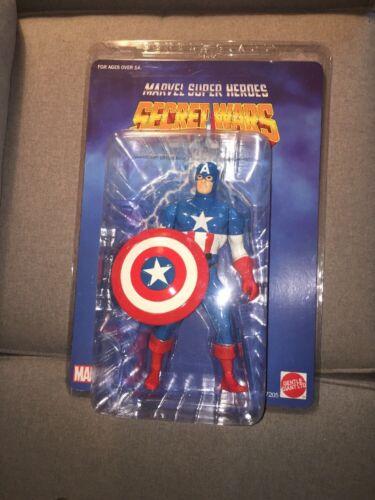 Marvel Captain America Secret Wars Jumbo Figures By Gentle Giant