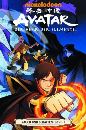 #1,2,3,4,5,6,7,8,9,10,11-18 - Einzelbände zur Auswahl Avatar Herr der Elemente