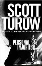 Personal Injuries Paperback, New, Scott Turow Book