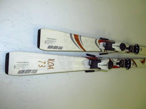 Ski Carvingski Fischer KOA 73, 160cm 160cm 160cm (MM678) e3932a