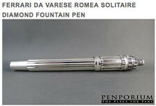FERRARI DA VARESE ROMEA SOLITAIRE DIAMOND FOUNTAIN PEN