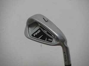 Ping-i20-Blue-Dot-7-Iron-Stiff-Flex-Ping-Graphite-034-FROM-A-SET-034-Very-Nice