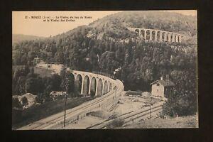 Postcard-Antique-Morez-Viaducts-of-The-Down-de-Morez-And-Of-Waste