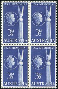 Australia-1955-SG283-3-d-Australian-American-Friendship-block-MNH