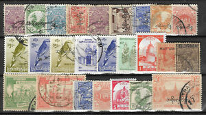BURMA-STAMP-COLLECTION-PACKET-of-25-DIFFERENT-Stamps