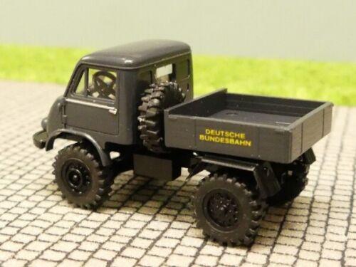 1//87 Brekina Unimog 402 MB deutsche froschauge Bundes DB 93927