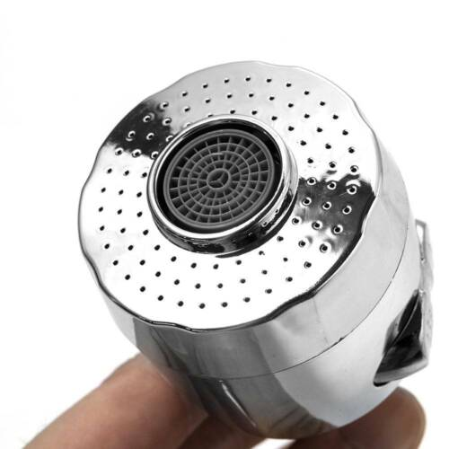 Kitchen Tap Head Water Saving Faucet Extender Sprayer Sink Spray Aerator Kit