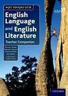 WJEC Eduqas GCSE English Language and English Literature: Teacher Companion by Natalie Simpson, Michelle Doran, Barry Childs, Julie Swain (Paperback, 2015)