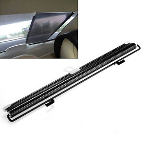 Car-Side-Rear-Window-Sunshade-Curtain-Roller-Blinds-Automatic-Rolling-50x125cm