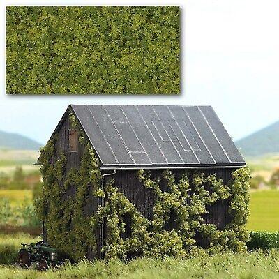 Busch 7347 Foliage mittelbraun 3-farbig 15 x 25 cm Microflocken Geflecht Neu