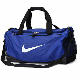 Image Is Loading Nike Duffel Bag Max Air Training Bags Sports