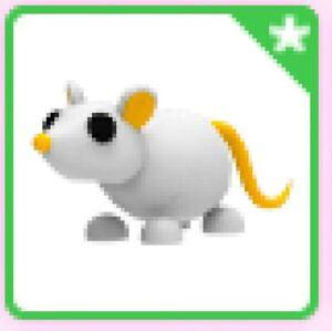 Golden Rat Post Teen Adopt Me Roblox Legendary Pet Ebay