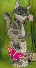 """Interni Hoff 3754 personaggio """"puramente angolo VOLPE"""" 13 x 18 cm dekofigur con fiore"""