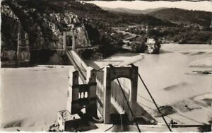 CPA MIRABEAU Pont de Mirabeau sur la Durance (1086825)