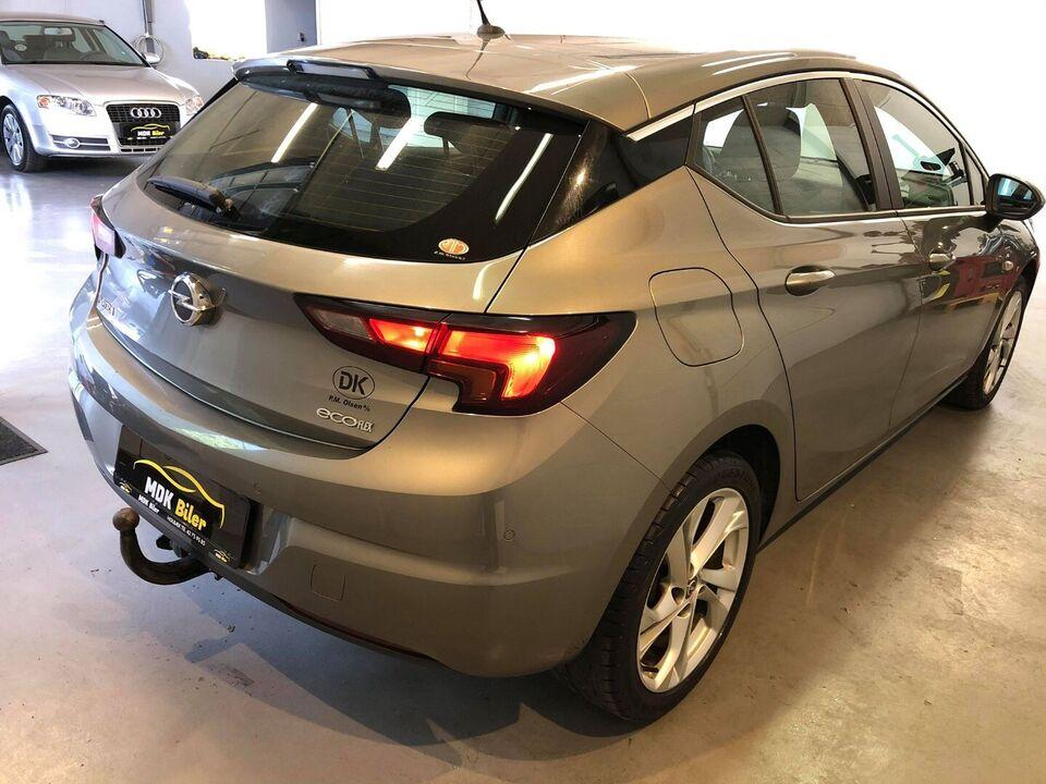 Opel Astra 1,0 T 105 Enjoy Benzin modelår 2016 km 102000