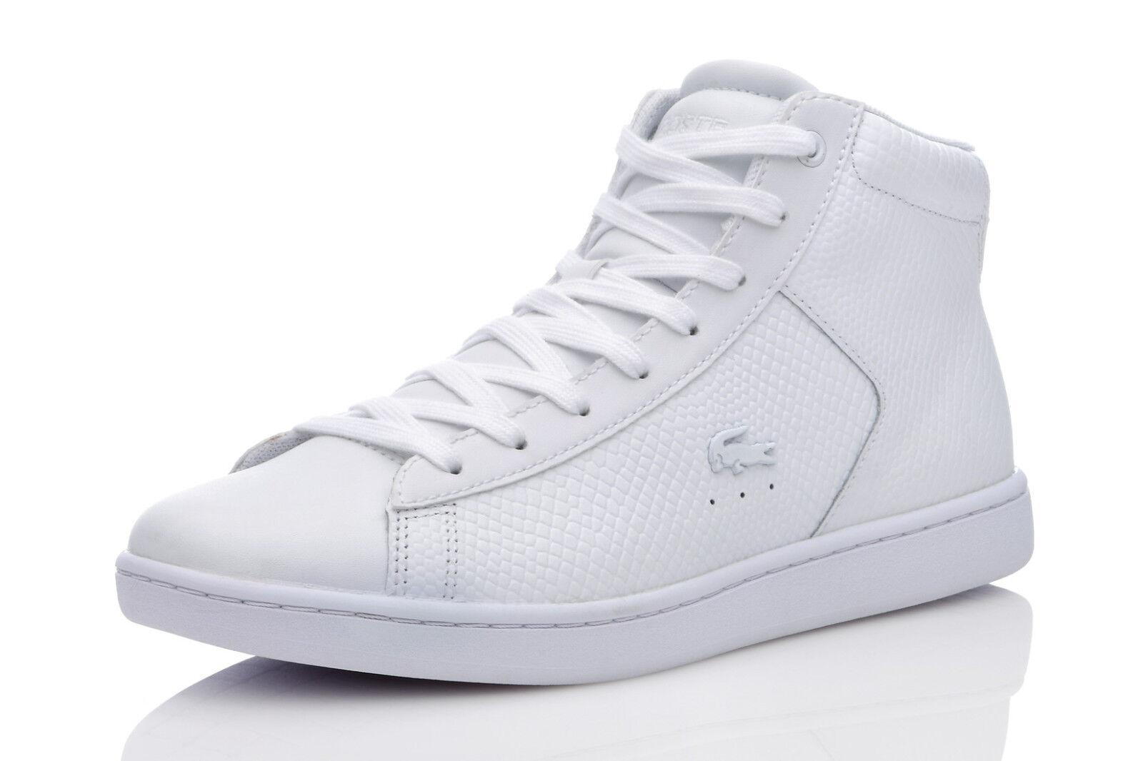 Lacoste Damen Evo Sneaker Schuhe