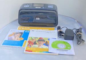HP PhotoSmart  A617  Digital Photo Inkjet Printer With Power Supply