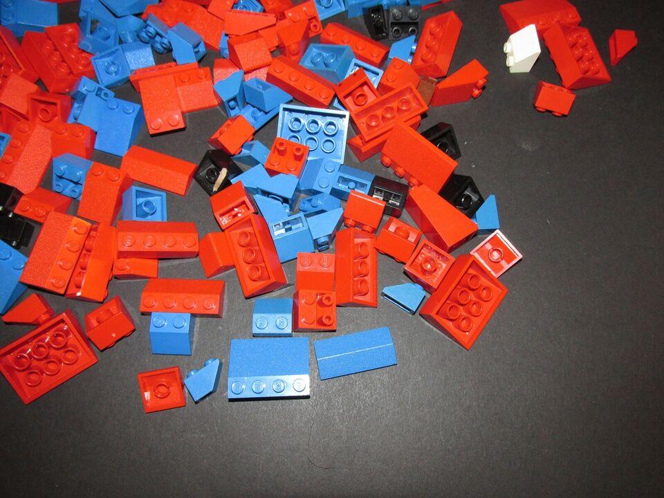 Lego andet, Tag klodser