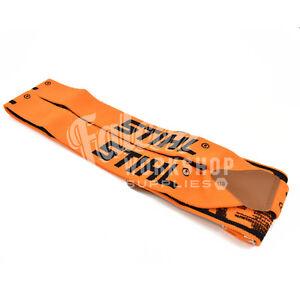 Genuine Stihl orange bouton sur tronçonneuse bretelles 120 cm Foresterie élagage  </span>
