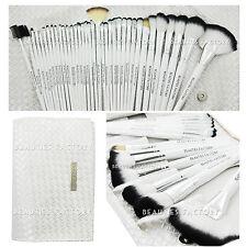 36pcs Cosmetic Make Up Brushes Brush Set Pure White With Free Make up Blush #810