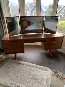 Vintage-Retro-Mid-Century-Teak-Dressing-Table-Desk-by-Austin-Suite-Home-Office