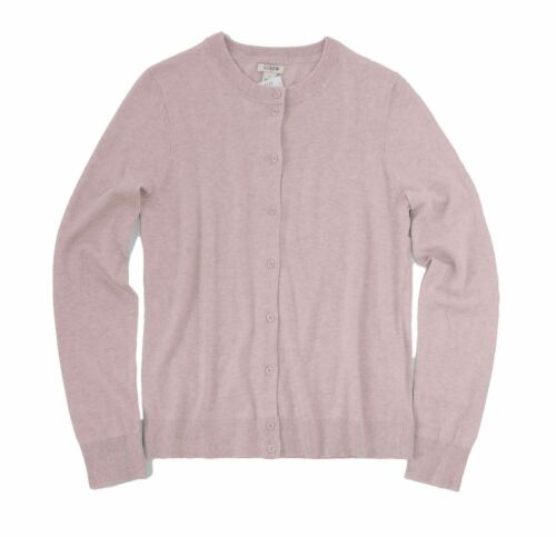 Buttons Factory Caryn Cardigan Donna Heather crew Jersey J M XYqggw