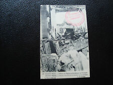 FRANCE - carte postale souain (interieur de l eglise bombardee) (cy84) french