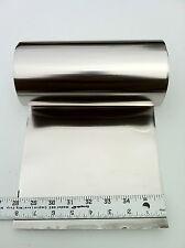 """Titanium Foil 99.6% (""""Grade 2"""") 0.10mm (.004"""") x 205mm (8"""") x 205mm (8"""")"""